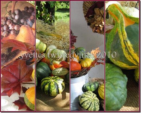 mosiac autumn