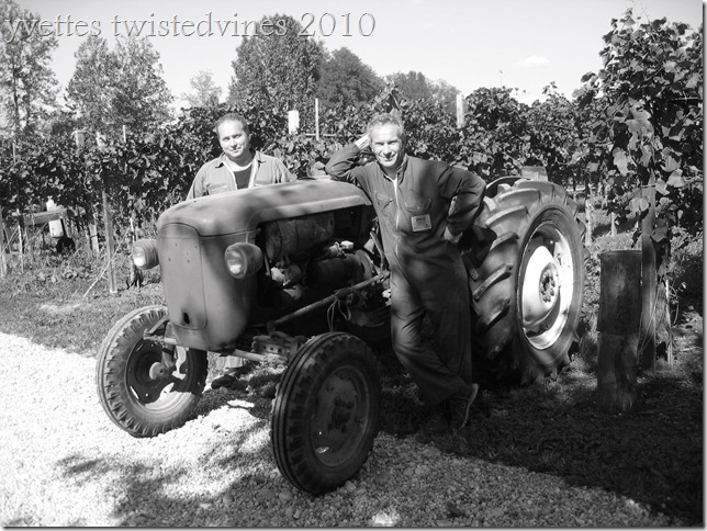 old tractor b