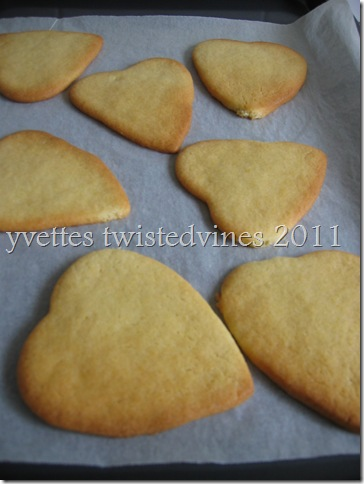 princess cookies 010