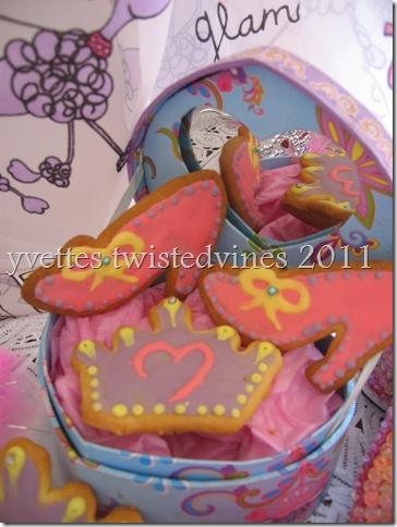 princess cookies 050