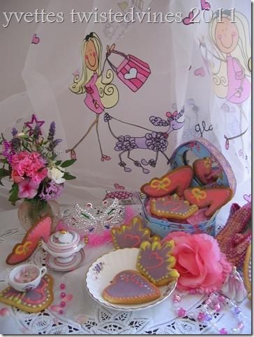 princess cookies 056