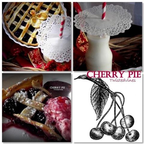 cherry pie mosaic